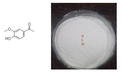 4-Hydroxy 3-Methoxy Acetophenone (Acetovanillone)